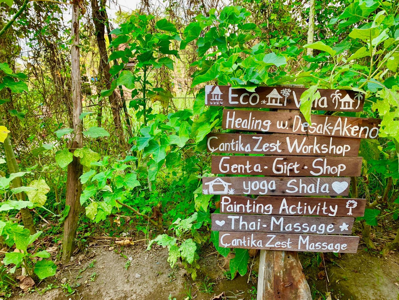 Genta Village Eco-Nature Villa