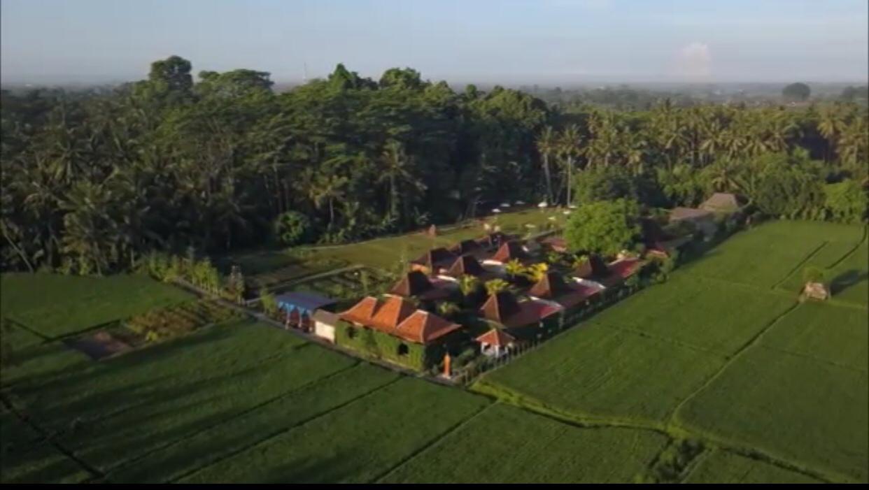 Location of Genta Village Retreat Facility