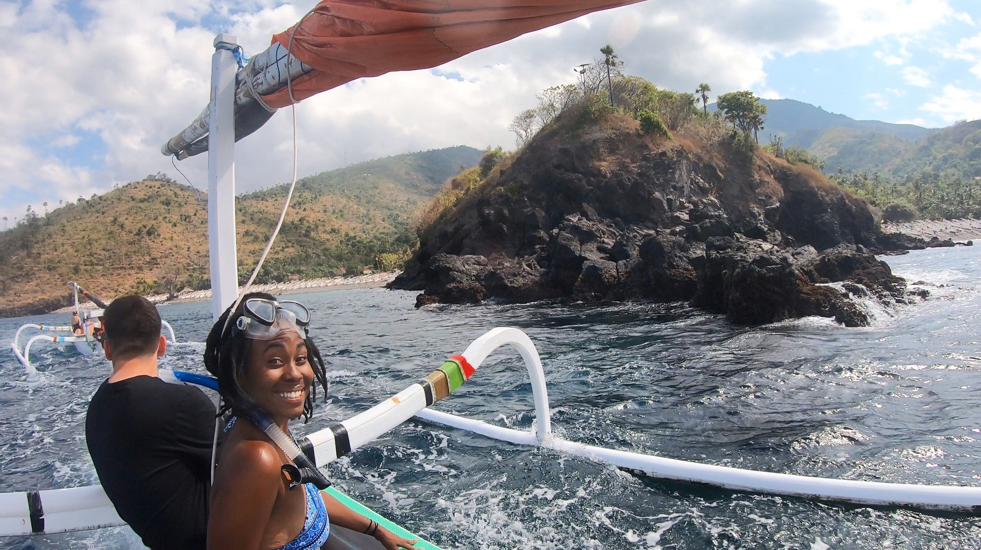 Boat Adventures in Northern Bali of Amed