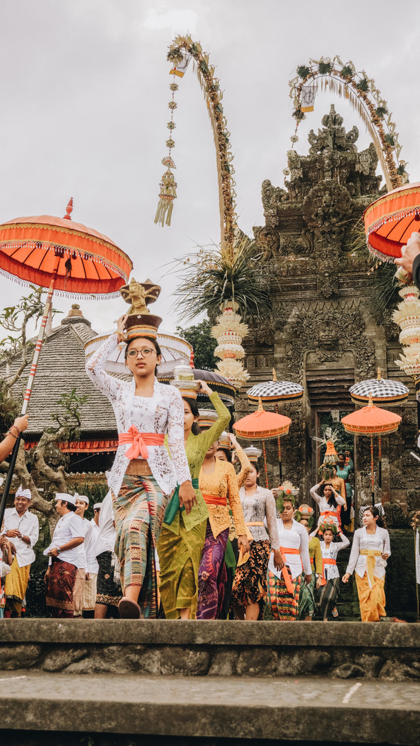 Bali is the Island of the Gods