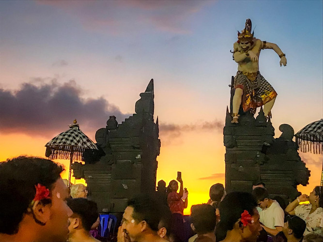 Kecak Fire Dance- Local Tradition