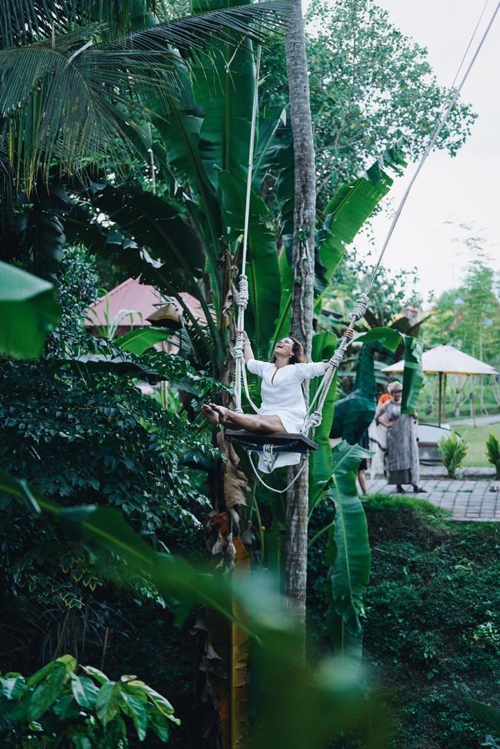 Private Bali Swing in Jungle