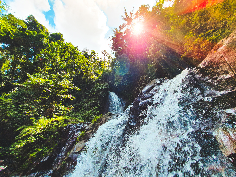 Waterfall Exploration