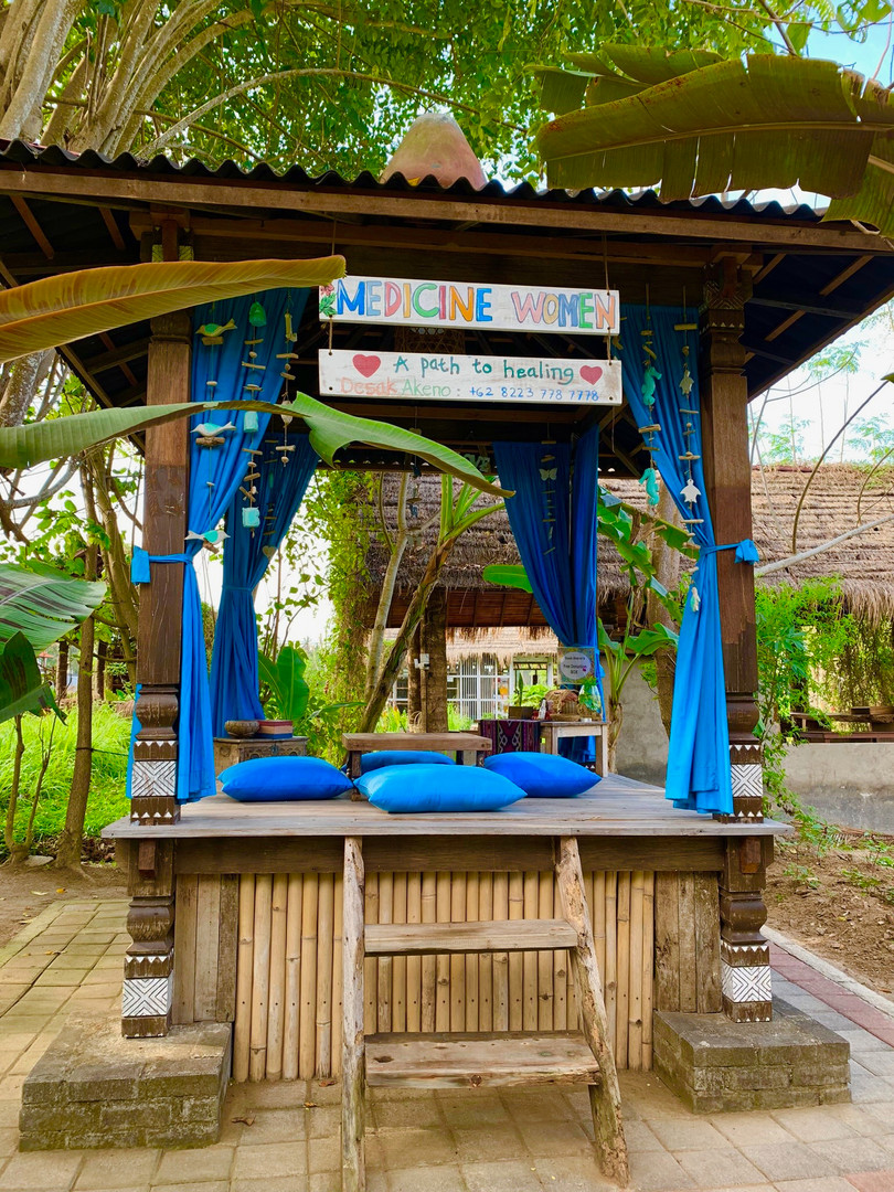 Balinese Healer