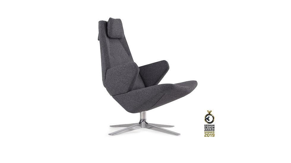 Trifidae Arm Chair