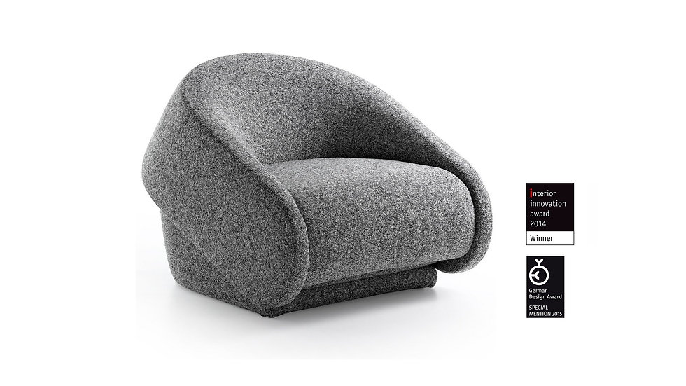 Up-lift Lounge Chair