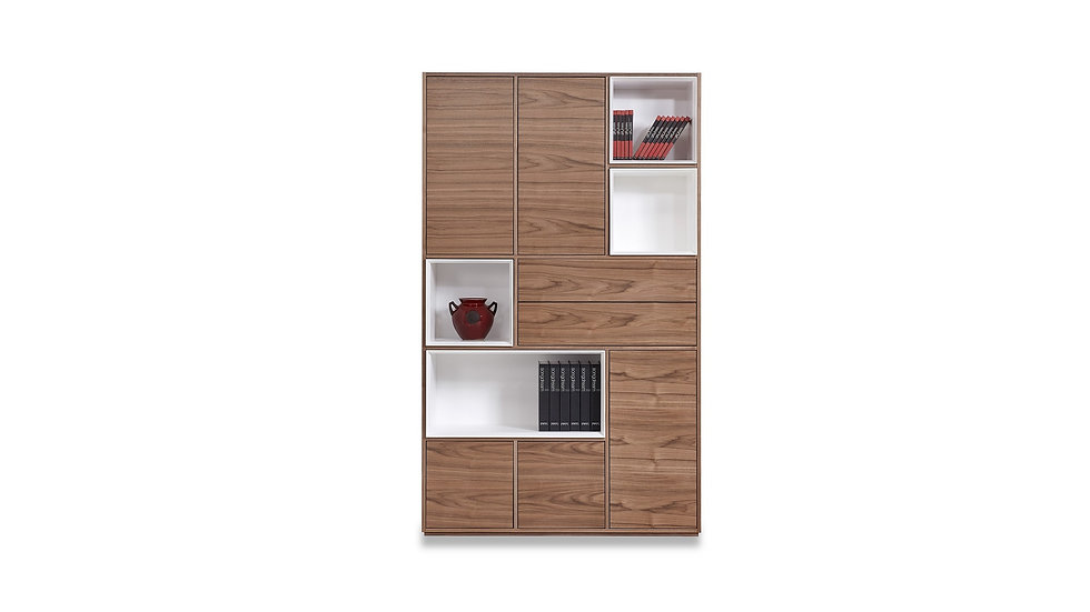Patch Book Cabinet