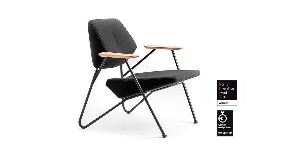 Polygon Lounge Chair