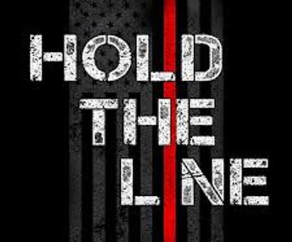 """""""Hold the Line"""" By Faith"""