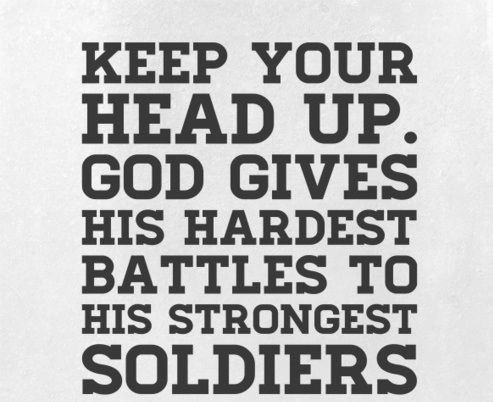 Head Up Strengh