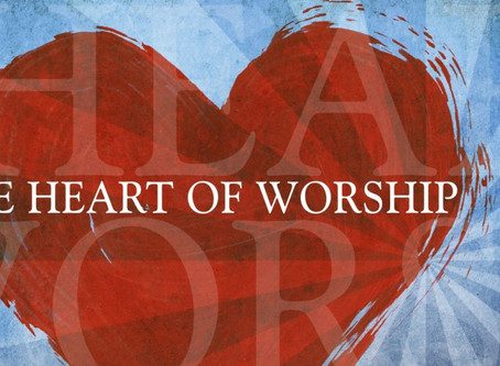 Prepare Your Heart For Worship