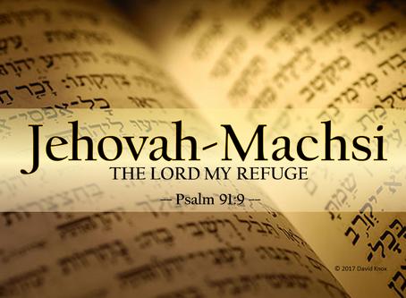Jehovah-Machsi