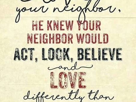 Helping My Annoying Neighbor  Come To Christ