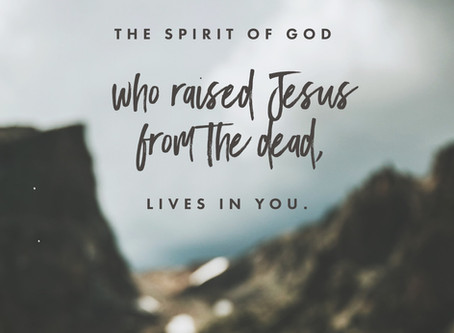 The Spirit of God Lives