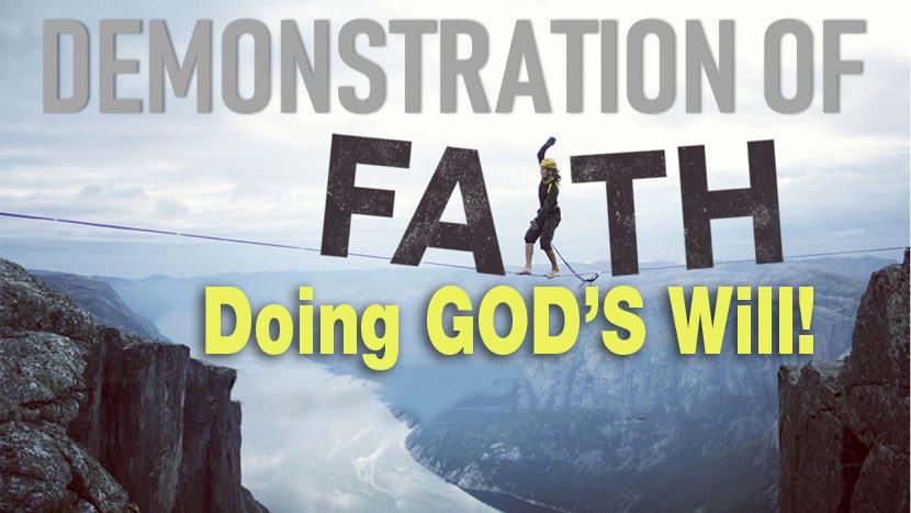 doing God's will