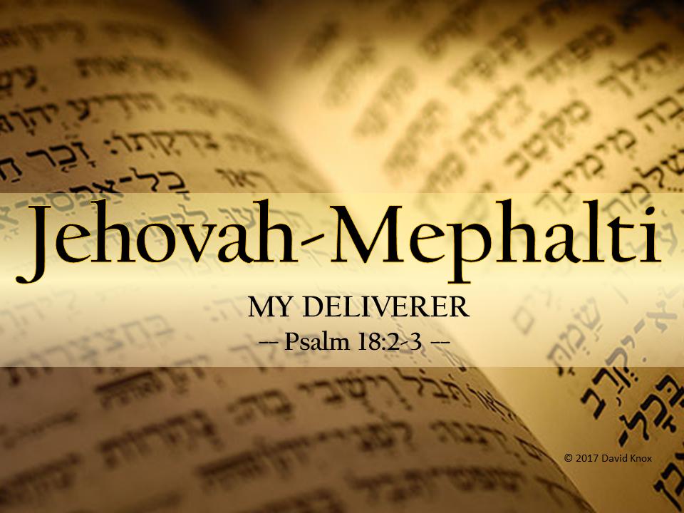 Jehovah-Mephalti