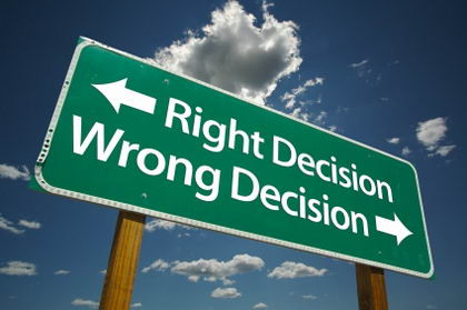 Fixing A Morally Bad decision