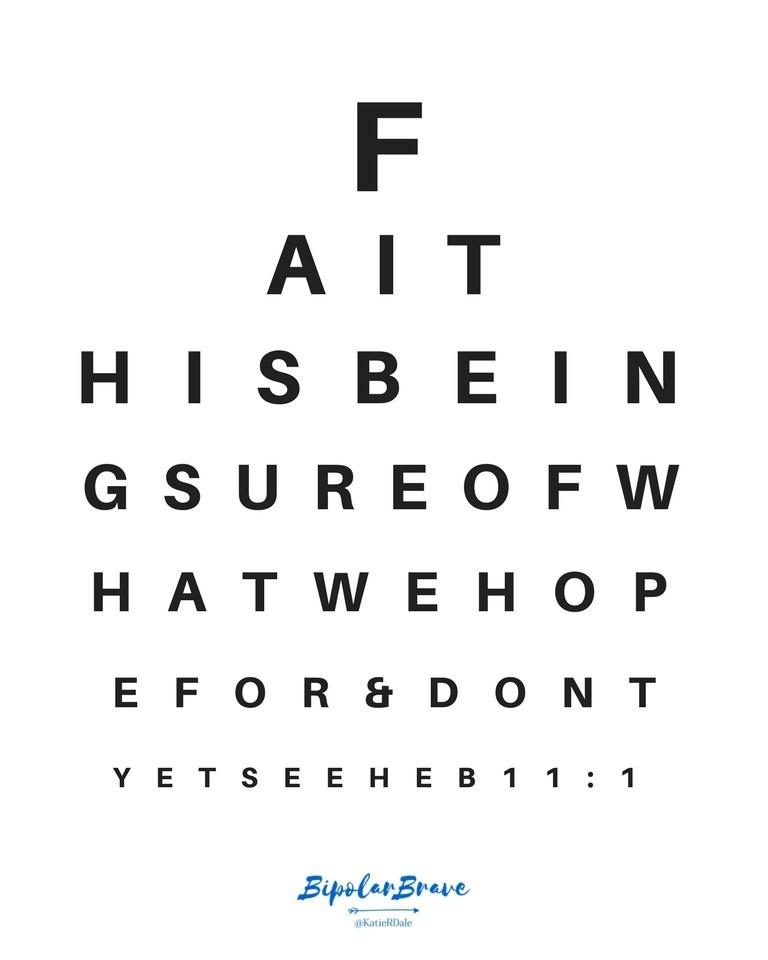faith eye chart