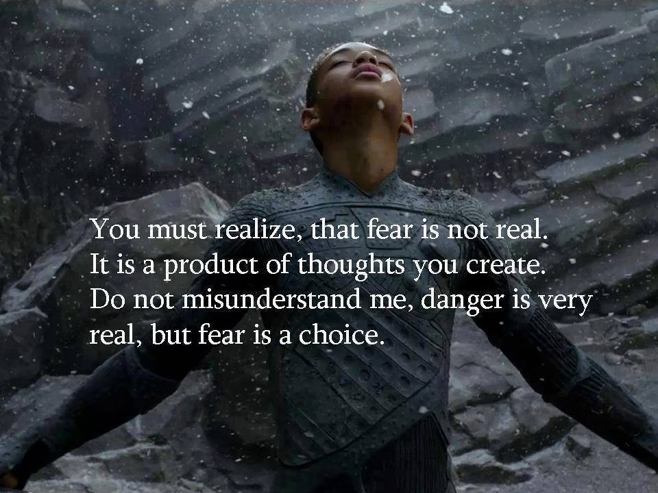 after earth quote