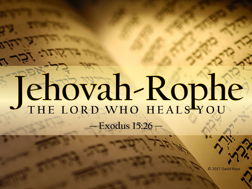 Jehovah-Rophe