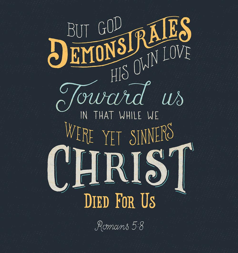 God love us
