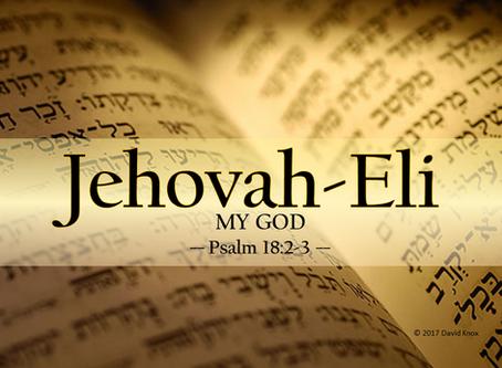 Jehovah-Eli