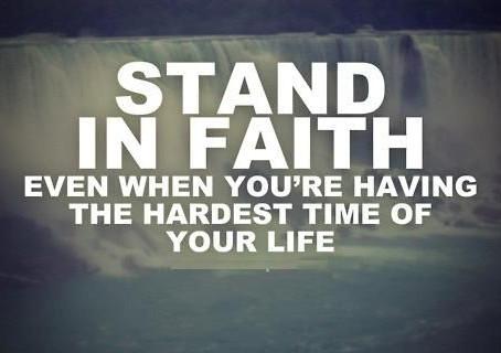 Faith Leads to Belief