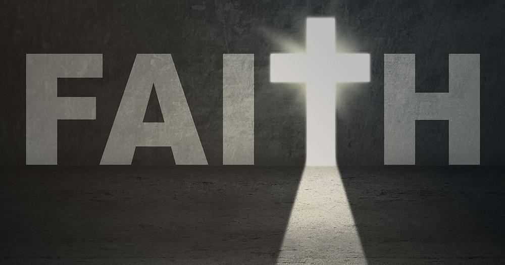 Faith with a cross