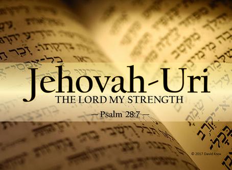 Jehovah-Uzi