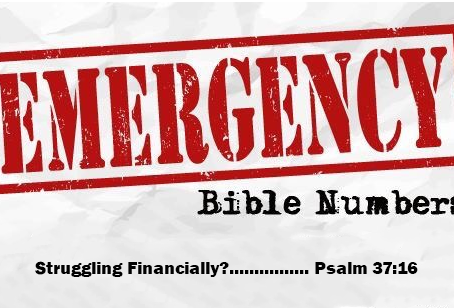 When Struggling Financially?