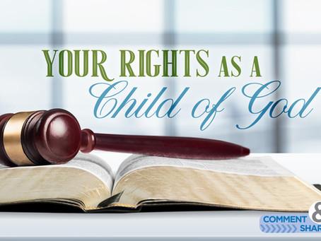 Faith Ends The Law