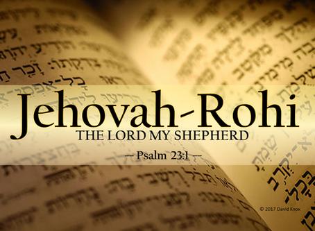 Jehovah-Rohi
