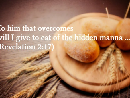 The Manna Of Truth