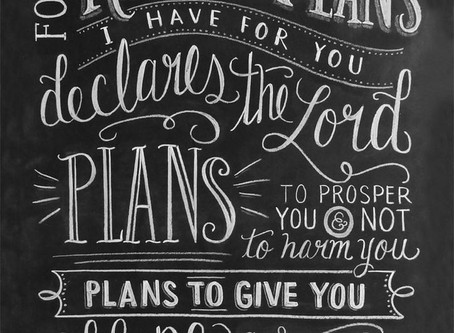The Plans Of God