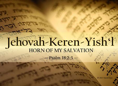 Jehovah-Keren-Yish'l