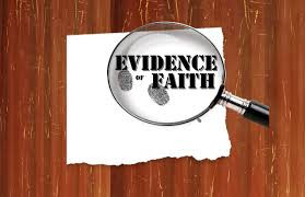 evidence of faith