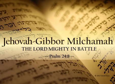 Jehovah-Gibbor Milchamah