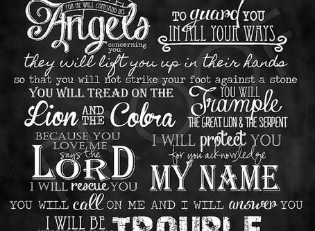 The Lord My Refuge, pt 3
