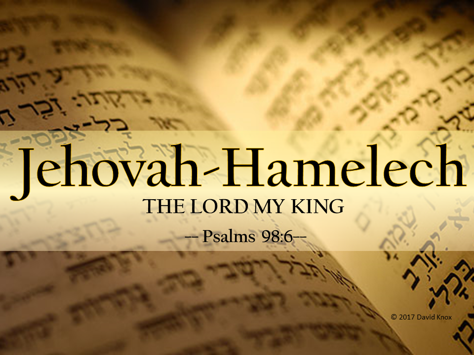 Jehovah-Hamelech