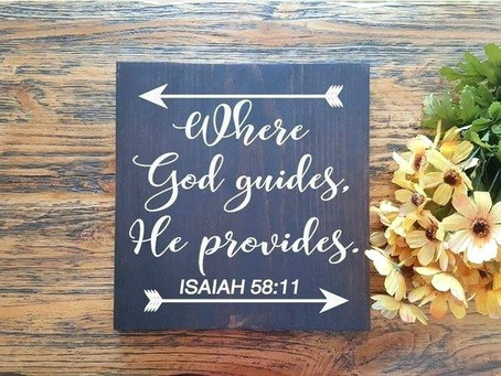Ways God Guides Us