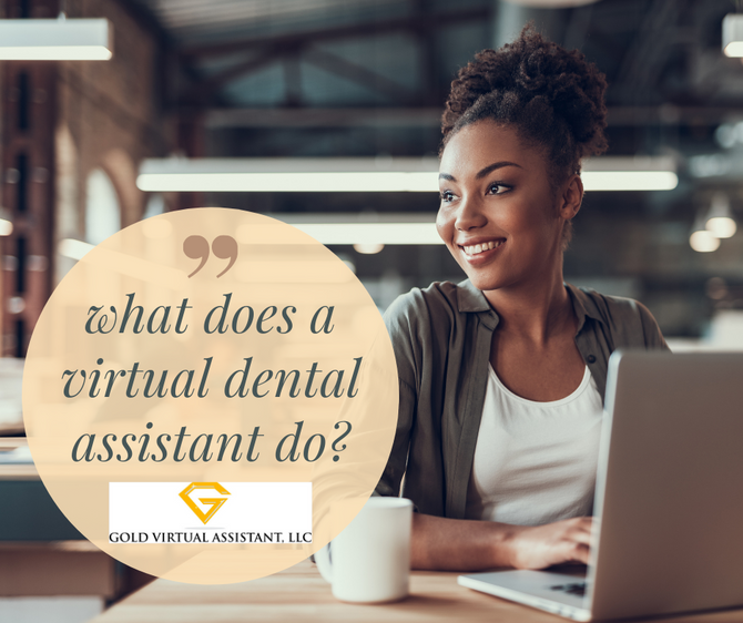 What Does a Virtual Dental Assistant Do?