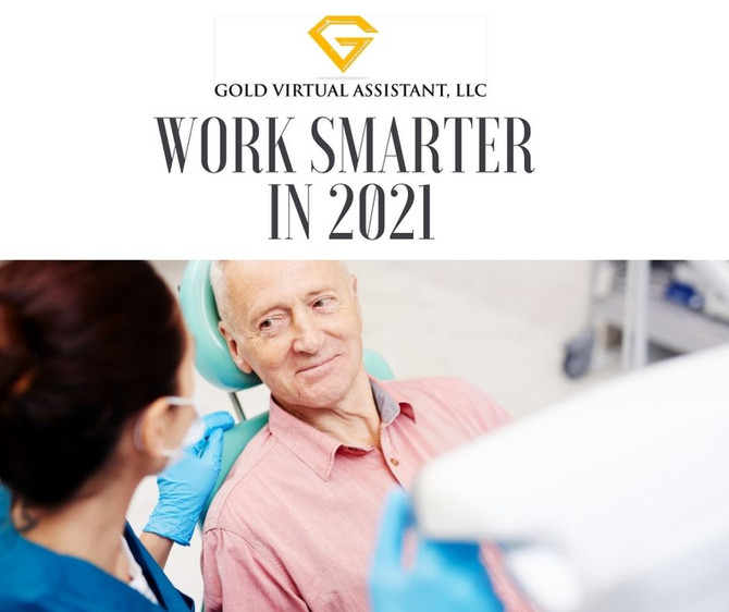 """Your Resolution for Working """"Smarter"""" in 2021"""