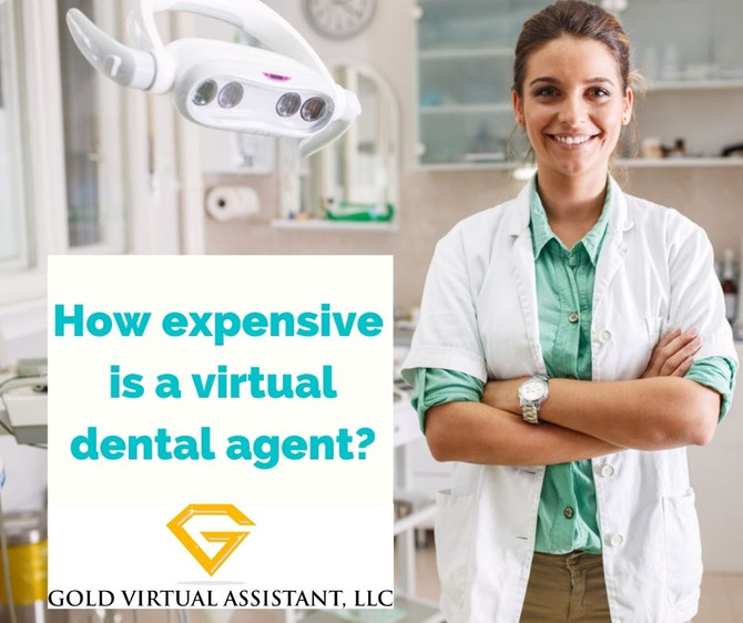 How Expensive is a Virtual Dental Agent?