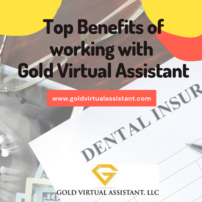 Top Benefits of Working with Gold Virtual Assistant