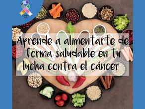 ¡Una alimentación saludable y personalizada puede ayudarte!