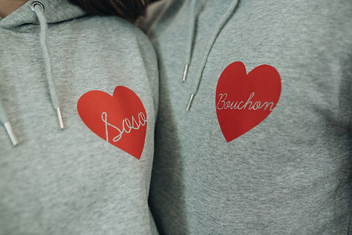 Sweat Big love enfant (+ options)