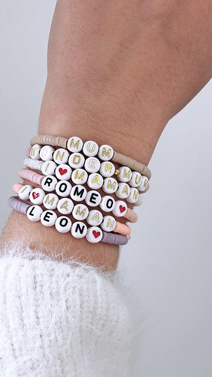 Bracelet personnalisable Little Co printemps 2021