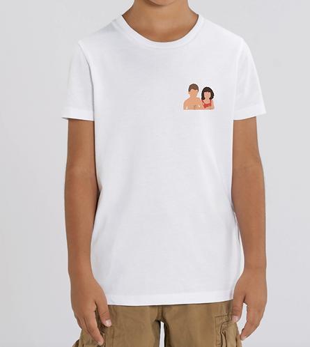 Tshirt illustration enfant (+ Options)