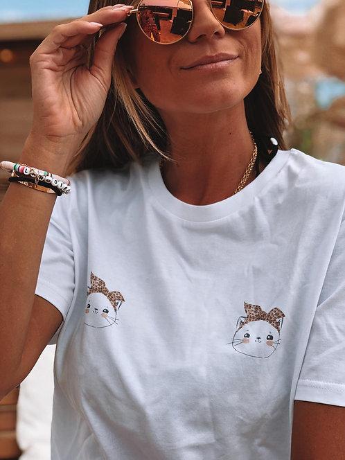 T-shirt Chat L'armoire de Soso
