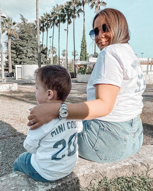 Tshirt FAMILY personnalisable enfant (+ Couleurs)
